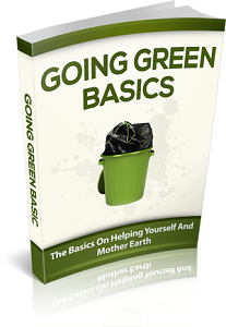 going green advertising campaigns